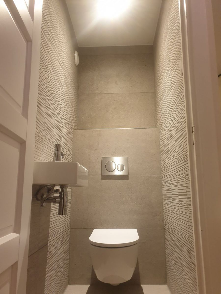 Toilet Verbouwen Bennebroek