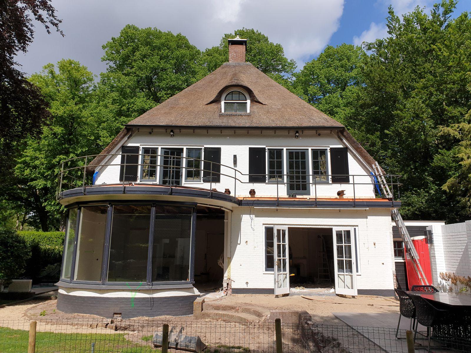Aanbouw Villa