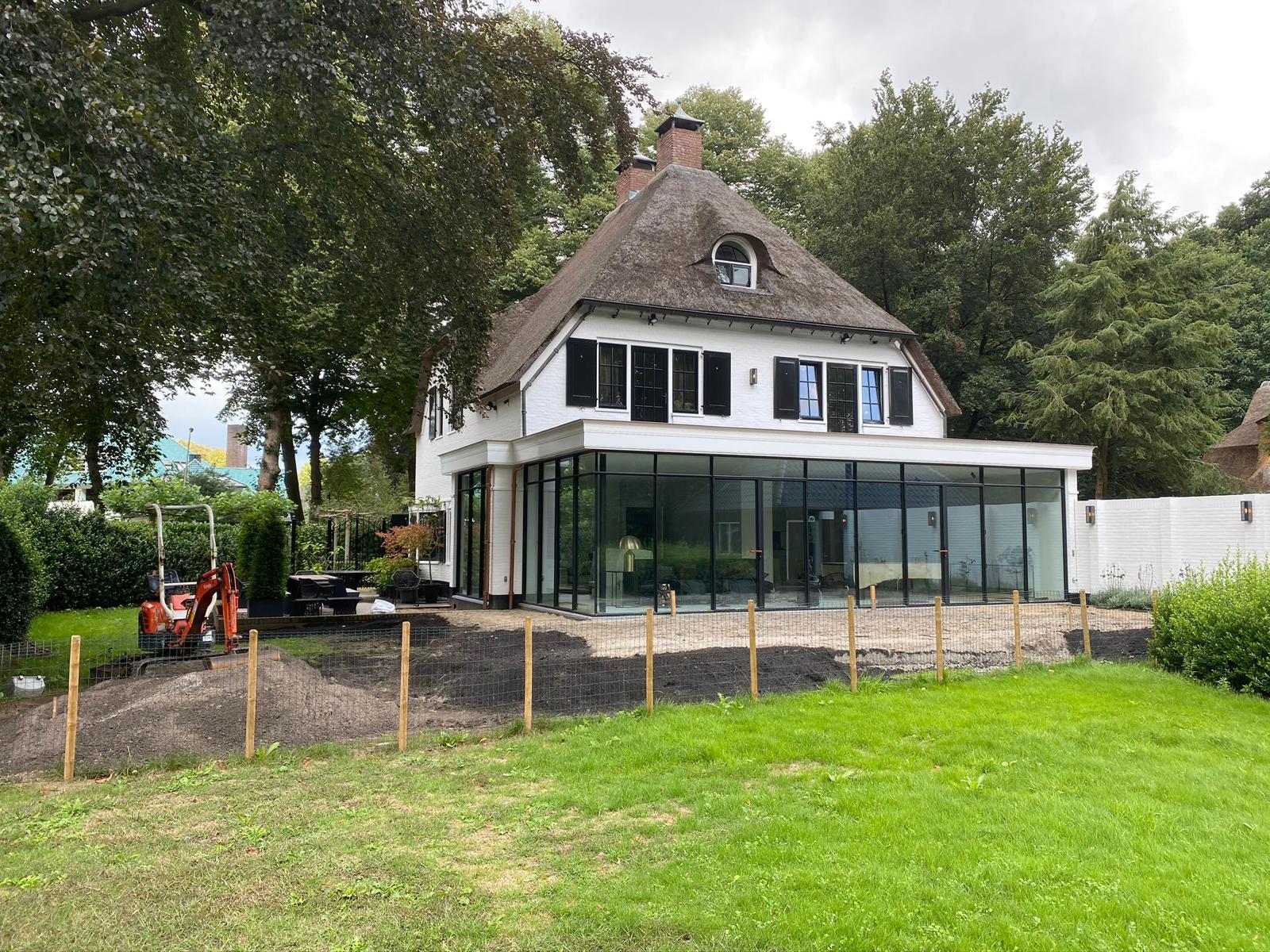 Aanbouw Amsterdam
